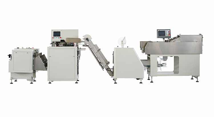 Common automatic paper packaging machine-1500-2500g