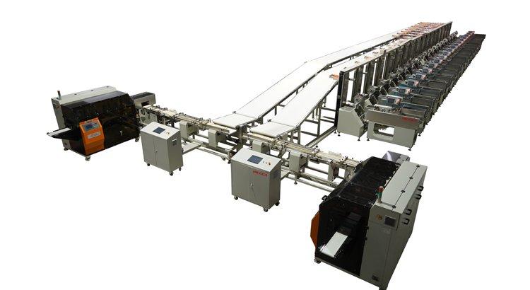 Multi-scale M-shape packing machine BJJKM 6/30
