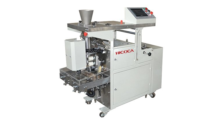 Fresh wet noodle packaging machine
