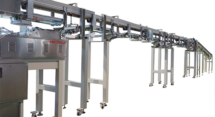 High-speed scale feeding system